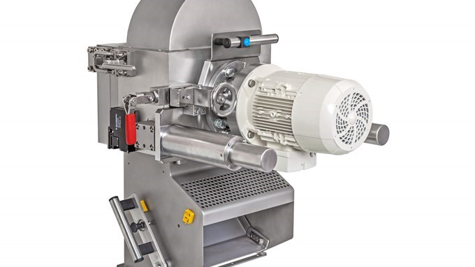 Coperion's Centric Pelletizer ZGF 70 for directly expanded food stuffs, extruded chemical products and pharma applications