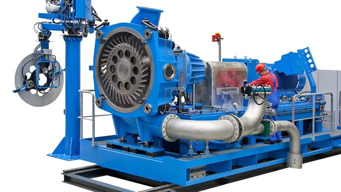 Coperion's underwater pelletizer UG - for polyolefin applications with large throughput