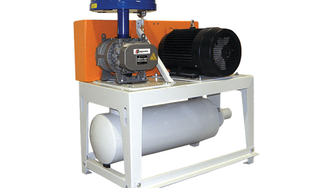 Commercial Rotary Blower : Regenerative vacuum blower coperion