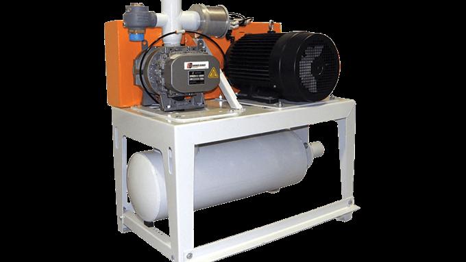 Vacuum And Blower Systems : Regenerative vacuum blower coperion