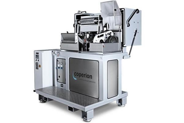 Coperion strand pelletizer SP