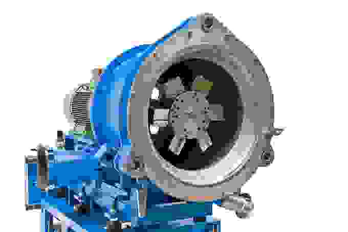 Coperion's water ring pelletizer WRG  - for almost all thermoplastics