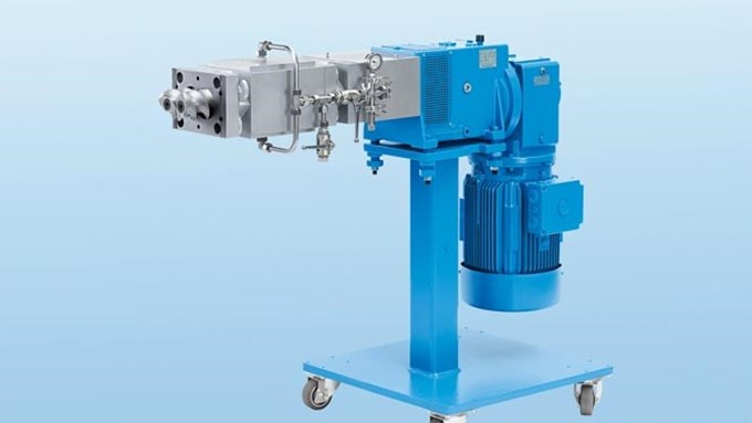 Coperion sider feeder ZS-B