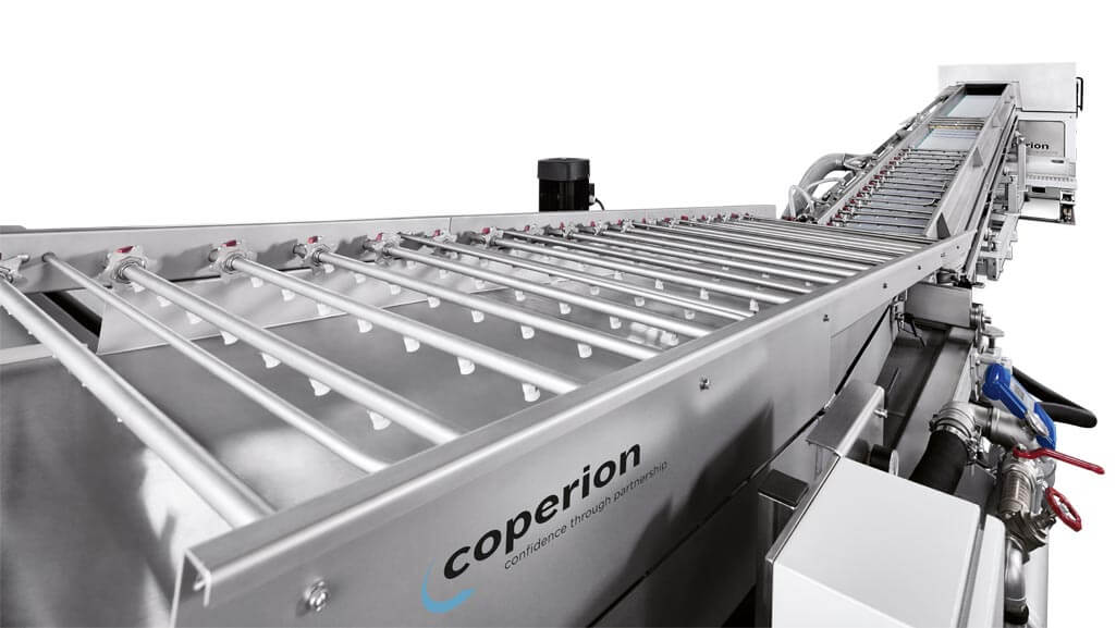 Coperion automatic strand conveying ASC