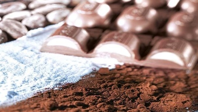 Coperion food ingredients chocolate