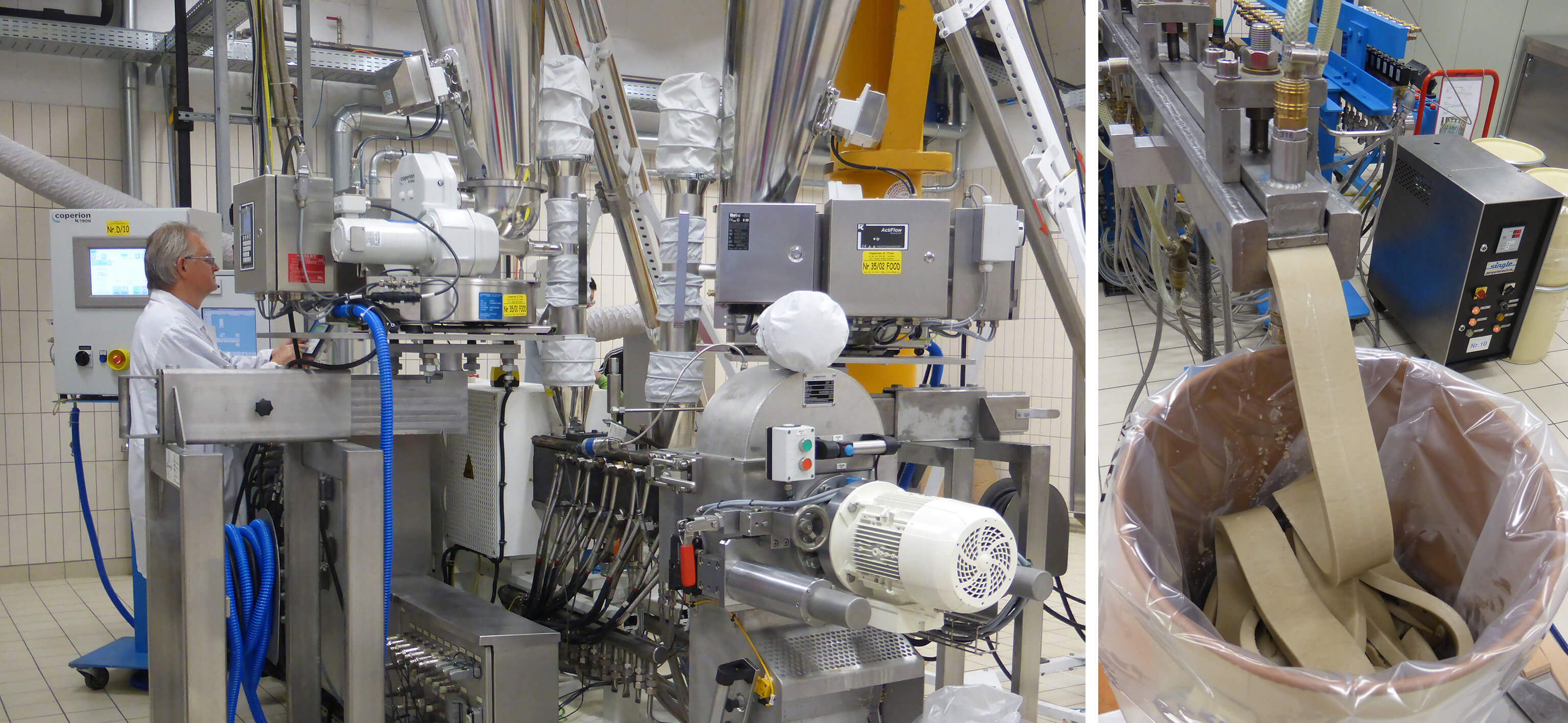 """Food Extrusion Seminar 2014"""" at Coperion – a detailed insight into"""