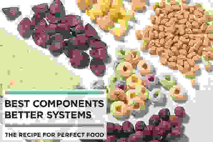 Extruded cereals and snacks come in all shapes and sizes