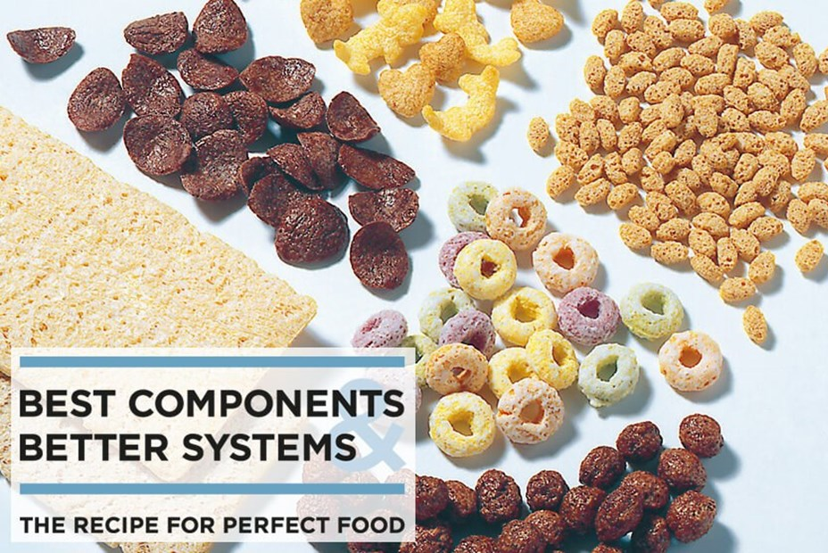 Cereals snack foods coperion extruded cereals and snacks come in all shapes and sizes ccuart Choice Image