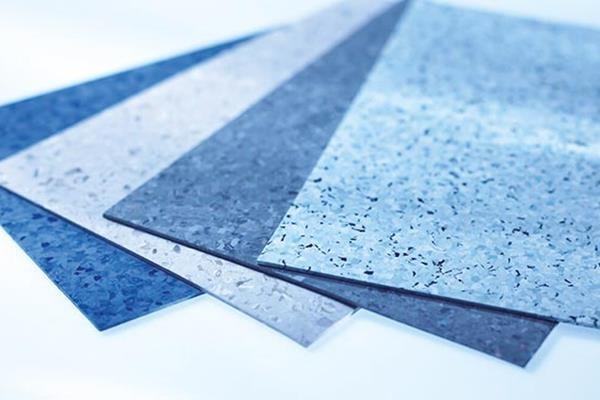 Coperion plastics floor coverings