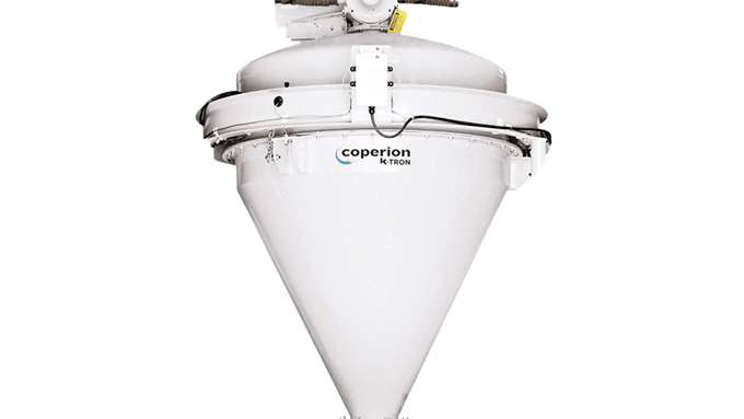 Coperion K-Tron Scale Hoppers