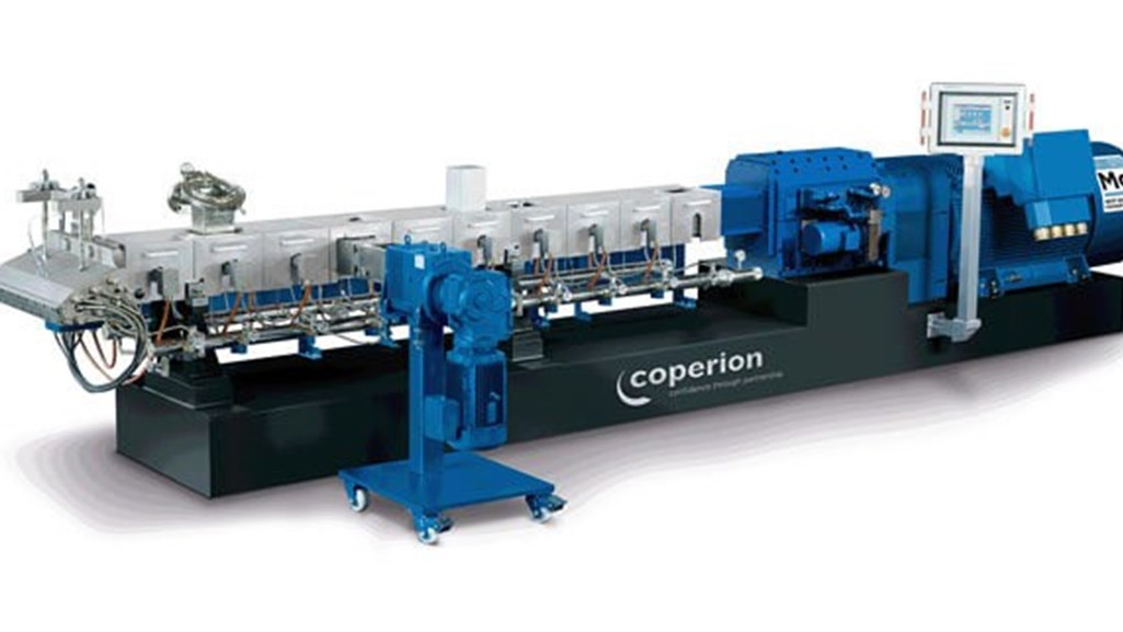 STS Mc¹¹ and the CTE PLUS - two new twin screw extruder series