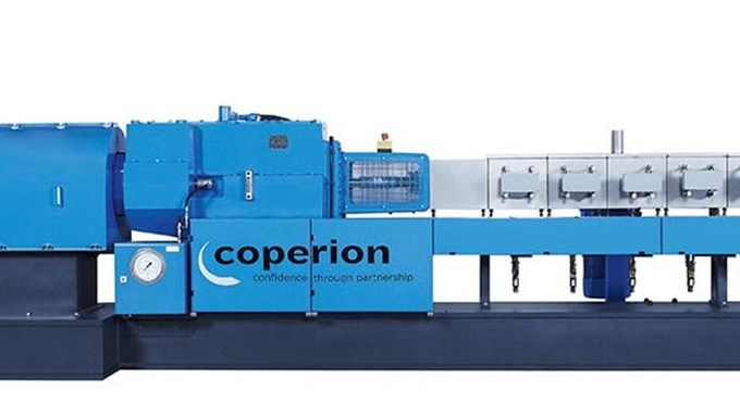 Coperion Twin Screw Extruder ZSK 82 Mc¹⁸