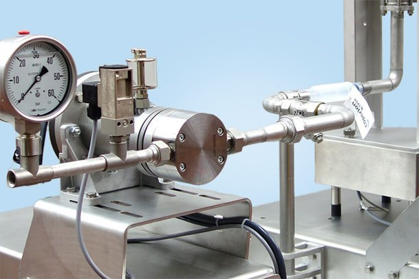 Coperion K-Tron liquid loss-in-weight feeders are configured to the needs of each application