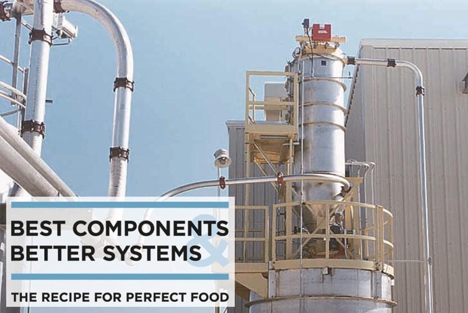 Ingredient Transfer & Handling – Coperion