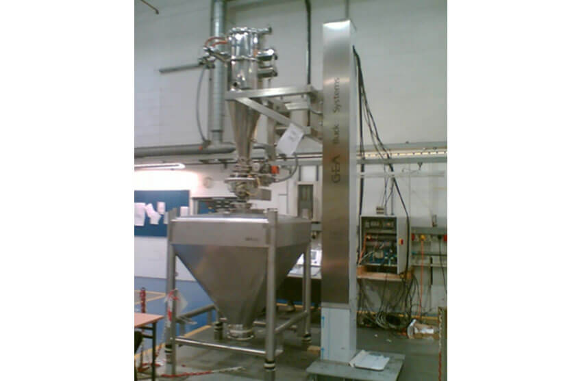 Vacuum Conveying For Pharma Applications Coperion